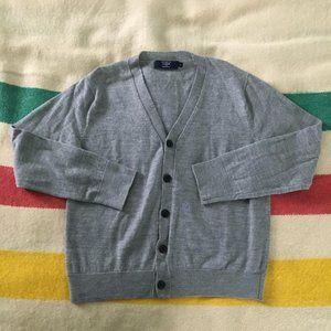 J. Crew Merino Wool Cardigan